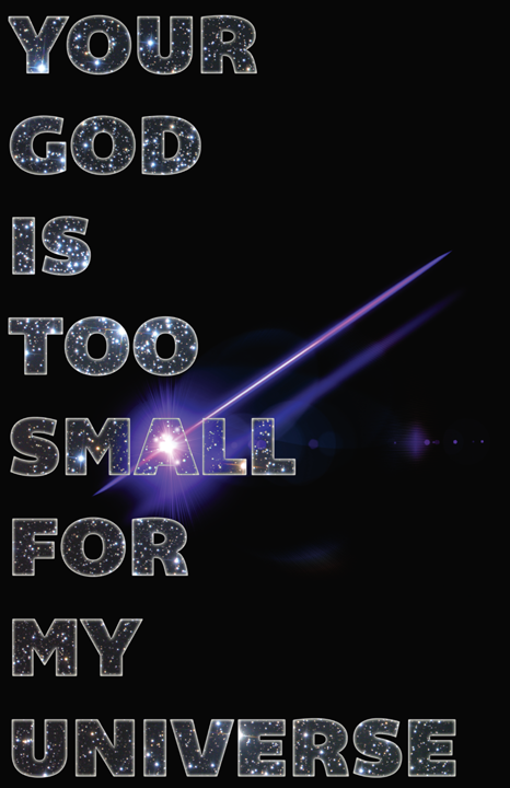 Too Small For My Universe