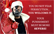 """War on Christmas Card 3: """"Punishment Must be More Severe"""""""