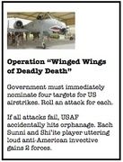 Winged Wings of Deadly Death
