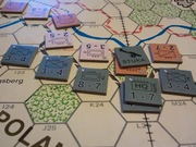 Newly created replacement counters for The Russian Campaign