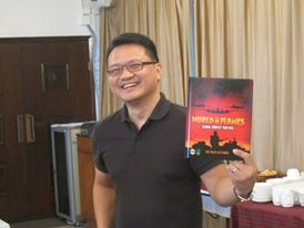 Anthony Lee with WiF