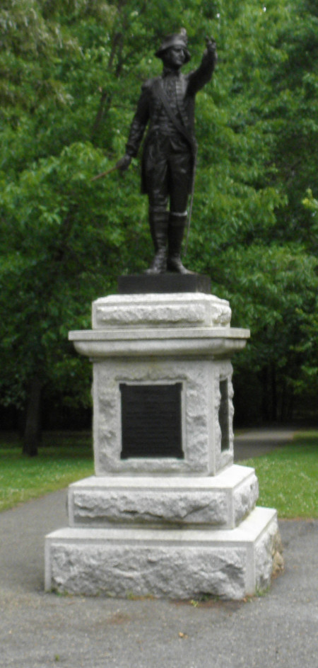 Guilford Courthouse National Military Park - North Carolina Monument 03 05-10-2014