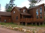 Arizona Custom Log Cabins Photos