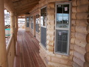 Powers Luxury Log Home by Avalon Log Homes Gallery