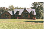 Middle Tn  Log Home