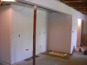 Finishing Drywall