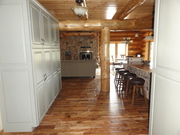 From Foyer to Kitchen / Great Room