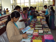Book Fair at Library