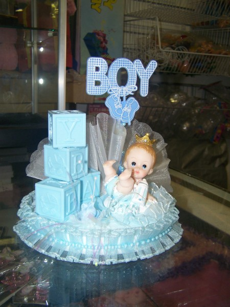 CAKE TOP BABY SHOWER