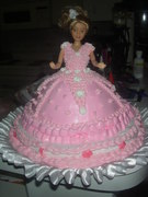 pastel de princesa