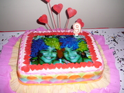 torta de payasitas