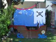 Cumple Pirata de Martin 3 añitos
