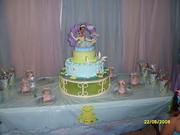 Torta le Princesa y el Sapo