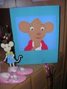 Piñata de Angelina para niños