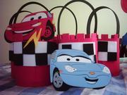 porta sorpresas cars