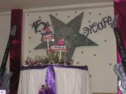decoracion de 15 años
