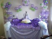 decoracion de bautizo