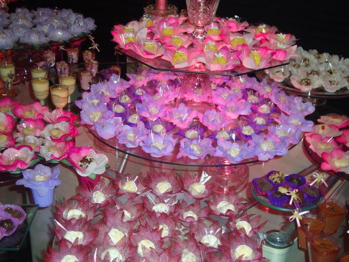mesa de dulces espectacular