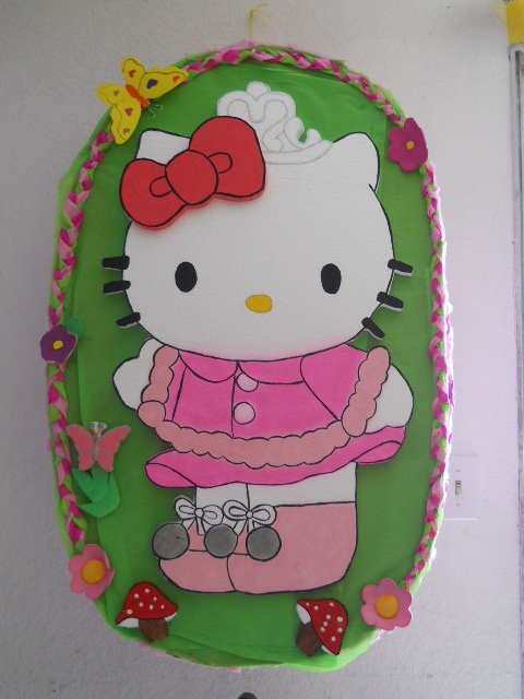 PINATA HELLO KITTY