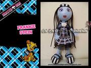 Monster High Franki Stein