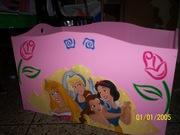 cajon de juguetes Princesa