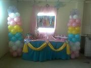 DECORACION DE PRINCESS