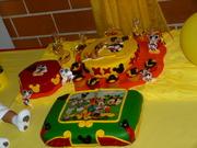 Cumple de Mickey Mouse