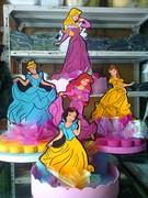 caramelera princesas