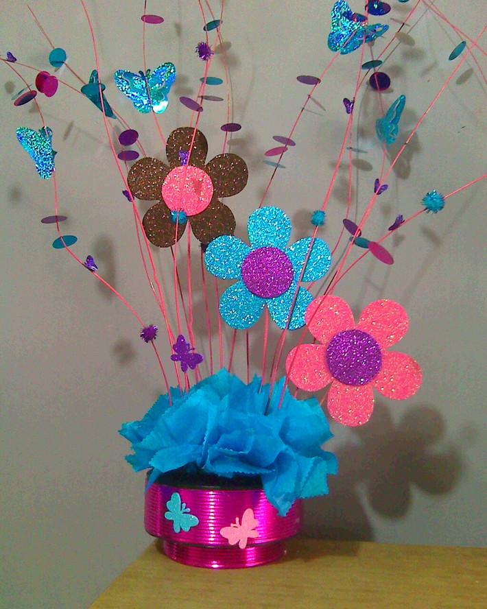centros de mesa con flores (7)