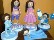 fofuchas embarazadas y bebes