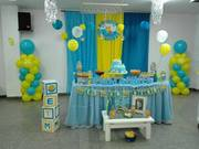 BABYSHOWER PATITOS DE HULE