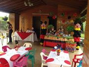 Decoracion Mickey Mouse 2