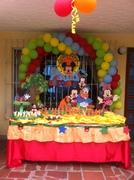 Decoracion Mickey Mouse