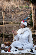 Full Moon Ceremony in Pittsburgh March 2012