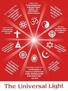 All religions one God