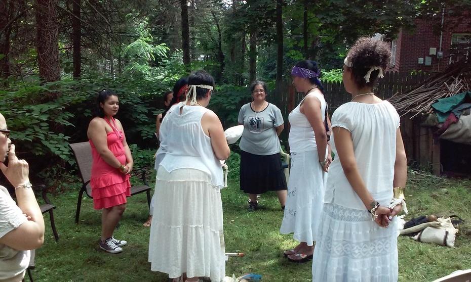 Gathering Bohio AtaBey Pittsburgh June 2015 1