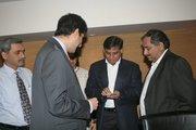 Boardroom with Mr. Vivek Kundra 3rd of September, 2010