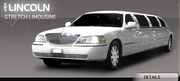 08_Lincoln Town Car Stretch Limousine