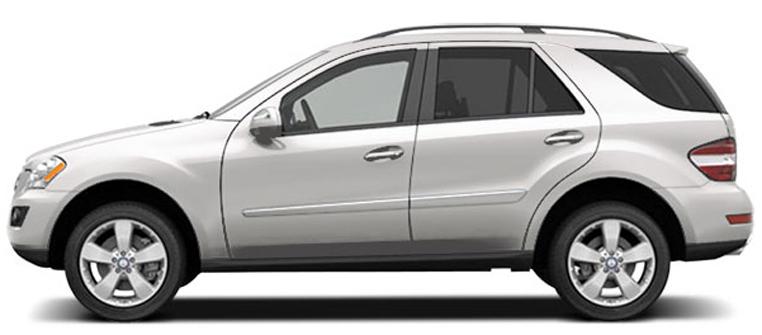 Mercedes Benz M-Clas