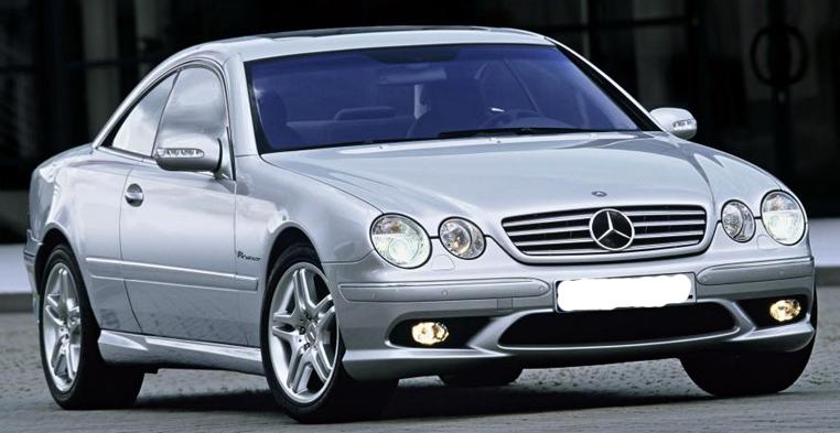 Mercedes Benz SL 6.3 AMAG