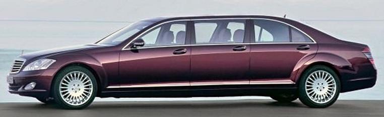 Benz 6 Door