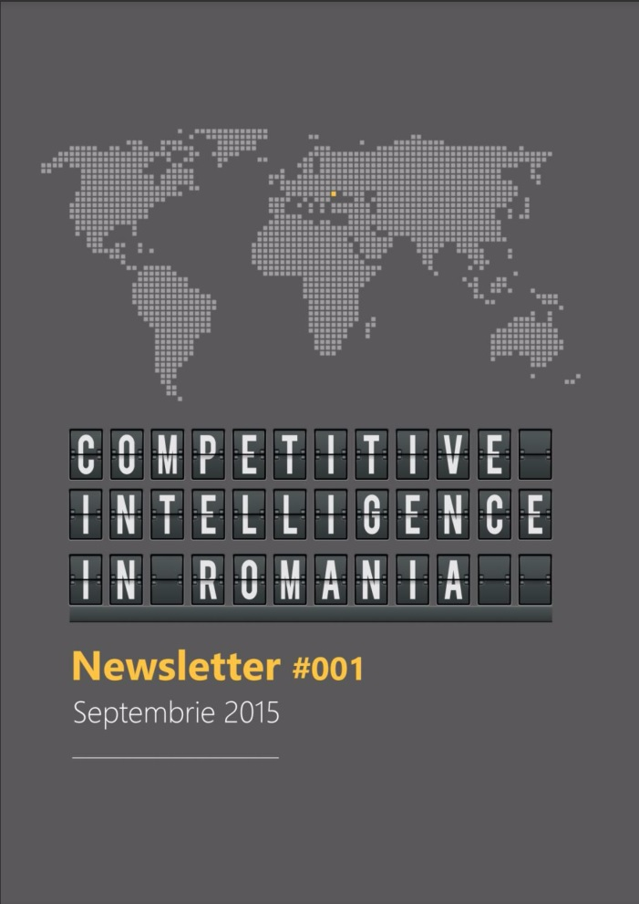 Competitive Intelligence in Romania #1