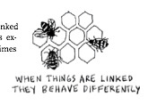 When Things are Linked They Behave Differently