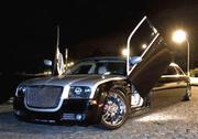 Chrisler300c Stretch Limousine