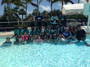 Diversity in Aquatics and Jr Scientist in the Sea at Deerfield Beach