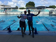 DAP Swim Camp at 2014 convention