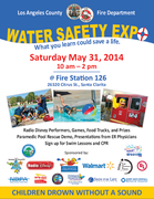 SCV Water Safety Expo 2014