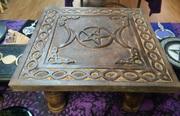 mini altar table