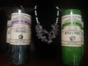 witches brew candles