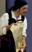 Mary Read - pirate 2009